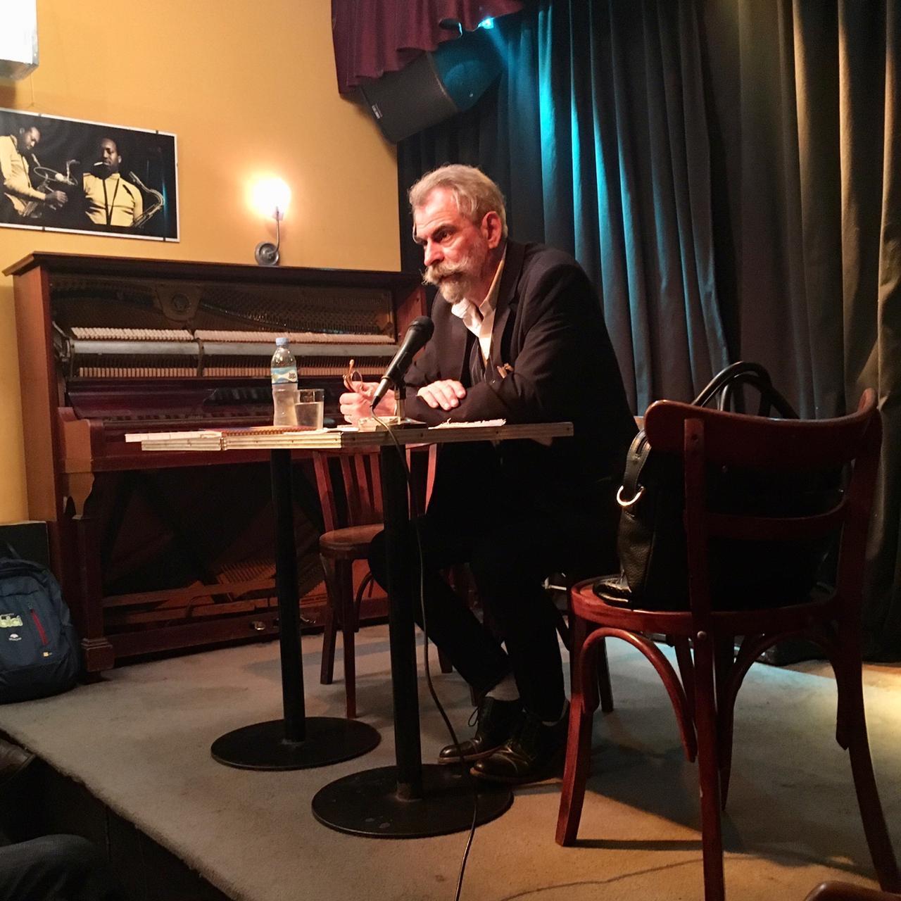 Entrevista realizada a Hugo Piciana